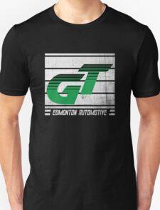 Edmonton Auto - Green & White T-Shirt