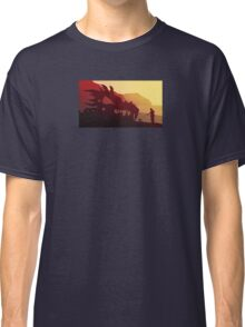 Dog & Dragon, Who's Best ? Classic T-Shirt