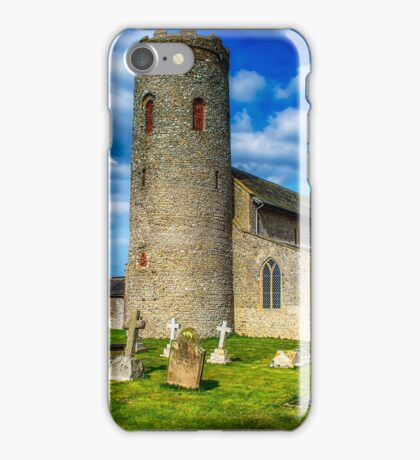 St Margarets Church Burnham Norton Norfolk  iPhone Case/Skin