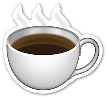 Emoji Coffee by alainareher