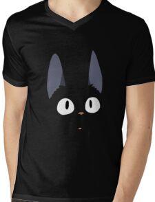 Jiji the Cat! Mens V-Neck T-Shirt