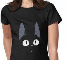 Jiji the Cat! Womens Fitted T-Shirt