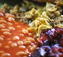 English Breakfast by Rowan  Lewgalon