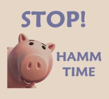 Hamm Time by Andrew Alcock
