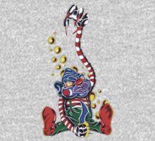 Crazy Clown by Wizard-Designs