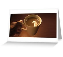 for tea lovers everywhere Greeting Card