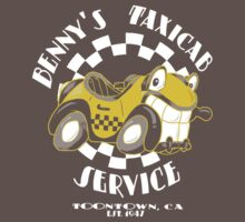 Benny's Taxicab Service Kids Clothes