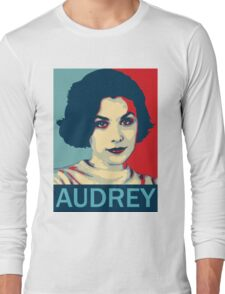 Audrey Horne - Twin Peaks Long Sleeve T-Shirt