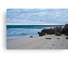 July 15 - North Beach Canvas Print