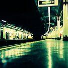 London Underground by cormacphelan