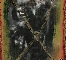 CURSES COVER ART by morphfix