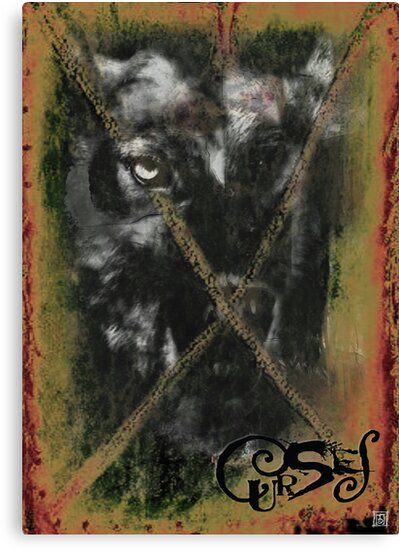 CURSES COVER ART by morphfix