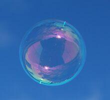 bubble by Juanita Arnold