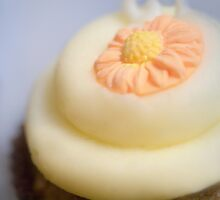 .carrot & cream cheese delight. by Natalia Campbell