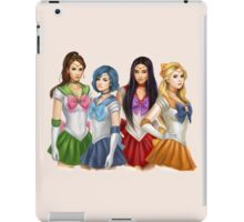 Pretty Little Liars as Sailor Moon iPad Case/Skin