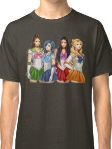 Pretty Little Liars as Sailor Moon Classic T-Shirt
