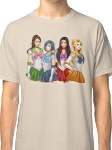 Pretty Little Liars as Sailor Moon Classic T-Shirt