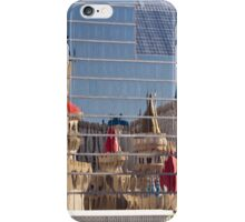 Luxor Hotel & Casino with Excalibur Reflections - Las Vegas, Nevada iPhone Case/Skin