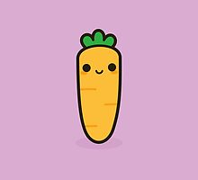 Cute carrot by peppermintpopuk
