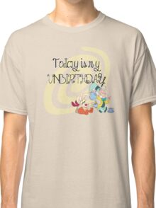 """""""Today is My Unbirthday"""" Classic T-Shirt"""