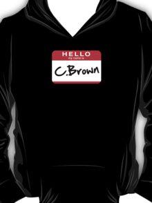 C Brown T-Shirt