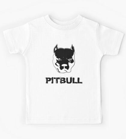 pit bull - pitbull terrier Kids Tee