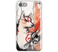 OKAMI AMATERASU iPhone Case/Skin