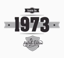 Born in 1973 Kids Clothes