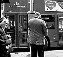 Bus Stop II by Andrew Moughtin-Mumby