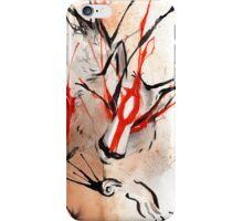 Amaterasu Okami iPhone Case/Skin