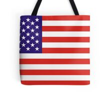 USA, national id Tote Bag