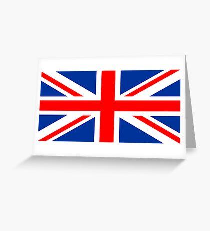 UK, national id Greeting Card