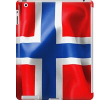 Norway Flag iPad Case/Skin