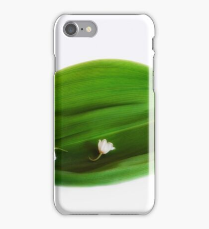 tiny lily iPhone Case/Skin