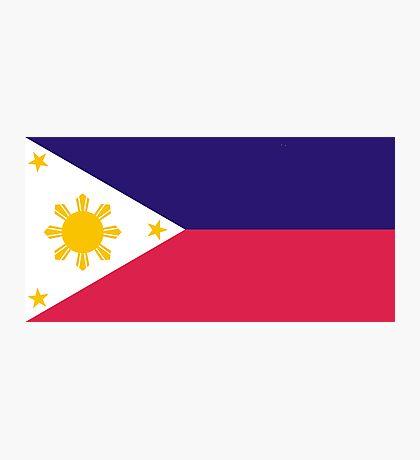 Philippines, national id Photographic Print