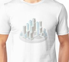 Skyscrapers Unisex T-Shirt