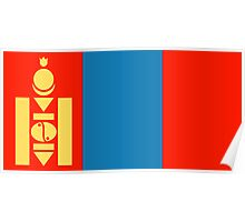 Mongolia, national id Poster