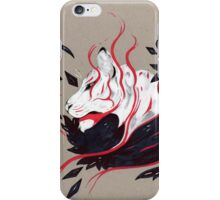 TIGER RIBBONS iPhone Case/Skin