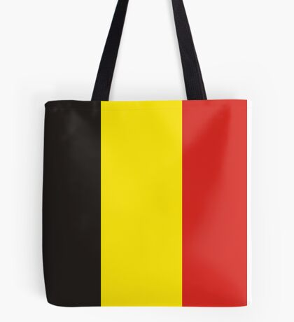 Belgium, national id Tote Bag