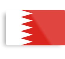 Bahrain, national id Metal Print