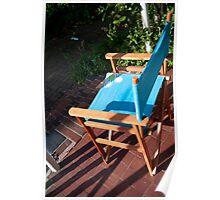 Sunshine Chair Poster