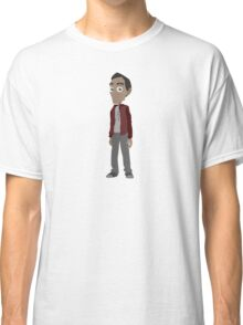 Abed's Uncontrollable Christmas - Abed Classic T-Shirt