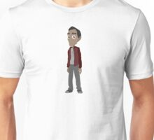 Abed's Uncontrollable Christmas - Abed Unisex T-Shirt