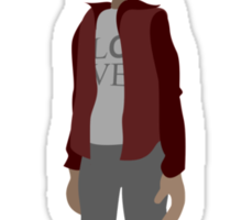 Abed's Uncontrollable Christmas - Abed Sticker
