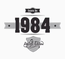 Born in 1984 Kids Clothes