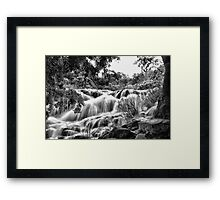 Full Flow Framed Print