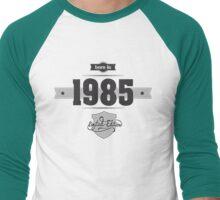 Born in 1985 Men's Baseball ¾ T-Shirt