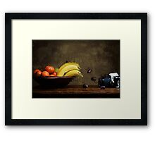 The Fruit Shoots Back! Framed Print