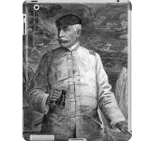 Admiral Dewey At Sea iPad Case/Skin