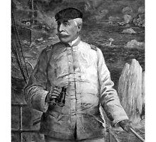 Admiral Dewey At Sea by warishellstore